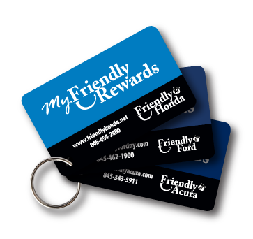 My Friendly Rewards | Friendly Auto Group