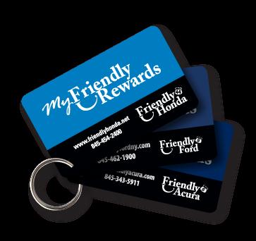 My Friendly Rewards | Friendly Auto Group